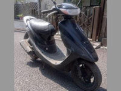 西東京市ひばりが丘3丁目で原付バイクのホンダ ライブDio ZXを無料引き取りと処分