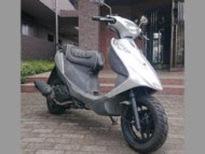 所沢市山口で原付バイクのスズキ アドレスV125Gを無料引き取りと処分