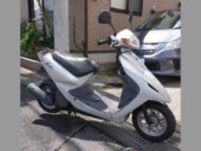 柏市青葉台で原付バイクのホンダ スマートDioを無料引き取りと処分