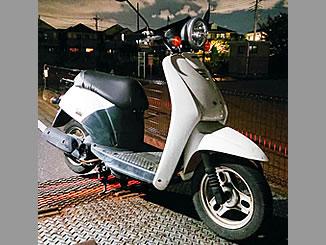 練馬区春日町で無料で引き取り処分と廃車をした原付バイクのホンダ 初代トゥデイ