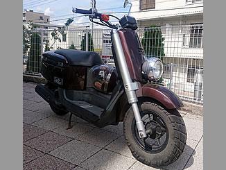 八王子市堀之内で無料で引き取り処分と廃車をした原付バイクのヤマハ VOX DX