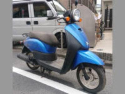立川市羽衣町で原付バイクのホンダ トゥデイ FIを無料で引き取り処分