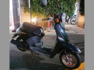 墨田区八広で原付バイクのホンダ トゥデイを無料引き取り処分と廃車