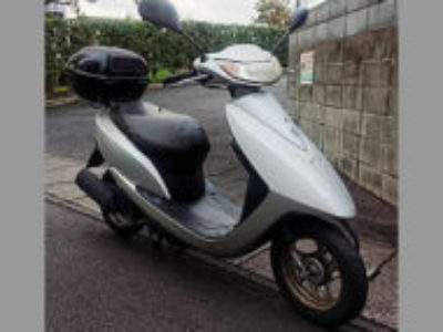草加市瀬崎で原付バイクのホンダ Dio4サイクルを無料で引き取り処分