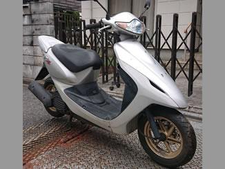 さいたま市浦和区前地で無料で引き取り処分と廃車をした原付バイクのホンダ スマートDio Z4