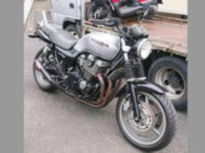 横浜市泉区和泉が丘で大型バイクのホンダ CB750を無料引き取り処分と廃車