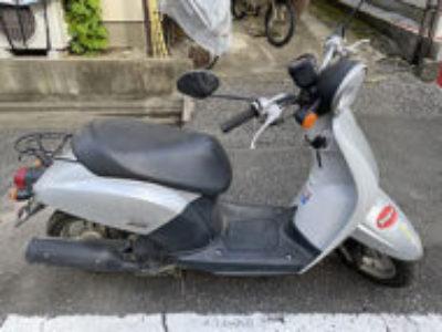 足立区舎人で原付バイクのホンダ トゥデイを無料引き取り処分と廃車