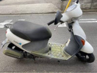 さいたま市中央区下落合で原付バイクのスズキ レッツ4を無料引き取りと処分