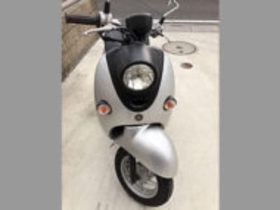 杉並区井草で原付バイクのヤマハ ビーノ4ストを無料引き取りと処分