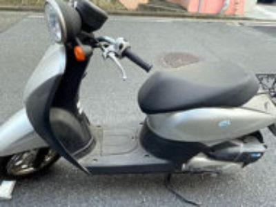 横浜市南区の原付バイク ホンダ トゥデイFIを無料処分と廃車手続き代行