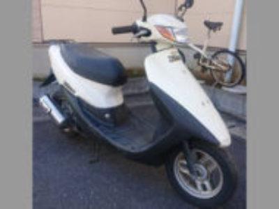 松戸市小山で原付バイクのホンダ ライブDio Jを無料で引き取り処分
