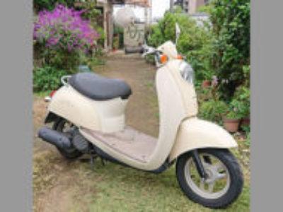 茨城県古河市で原付バイクのホンダ クレアスクーピーを無料で引き取り処分と廃車手続き代行