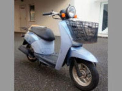 船橋市で原付バイクのホンダ トゥデイ(BA-AF61)を無料で引き取り処分と廃車手続き代行