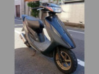 世田谷区桜で原付バイクのホンダ ライブDio ZXを無料引き取り処分と廃車手続き代行