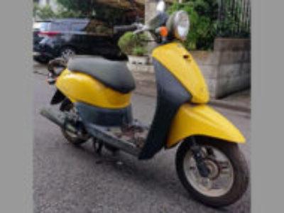 町田市大蔵町で原付バイクのホンダ トゥデイ FIを無料で引き取り処分と廃車手続き代行