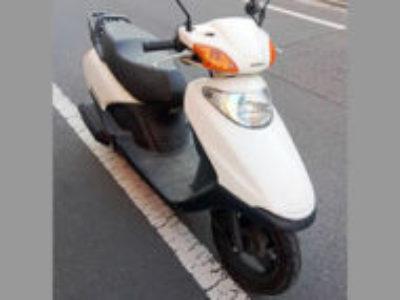 江戸川区春江町で原付バイクのホンダ スペイシー100を無料で引き取り処分と廃車手続き代行