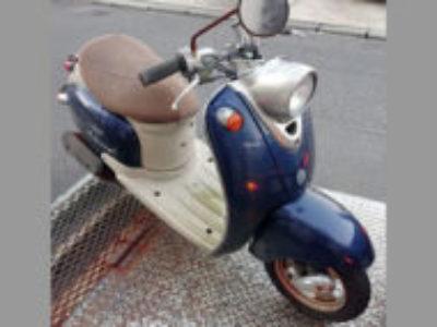 千葉県市川市で原付バイクのヤマハ ビーノ(YJ50R)を無料で引き取り処分と廃車手続き代行