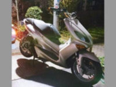 港区で原付バイクのヤマハ XQ125(MAXSTAR125)を無料で引き取り処分と廃車手続き代行