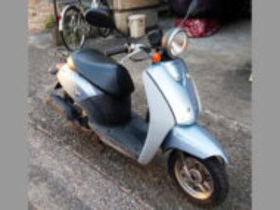 市川市で原付バイクのホンダ 初代トゥデイ(BA-AF61)を無料引き取り処分と廃車手続き代行