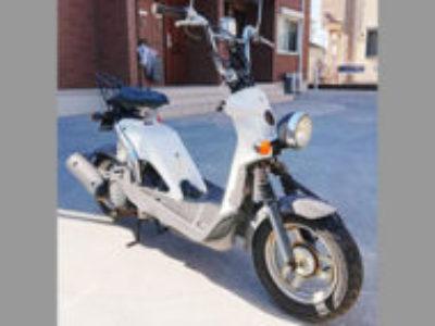 横浜市瀬谷区内で原付バイクのホンダ バイト(BA-AF59型)を無料引き取り処分と廃車手続き代行