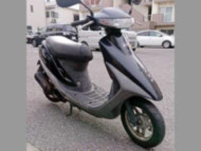 足立区青井で原付バイクのホンダ スーパーDioを無料で引き取り処分と廃車手続き代行