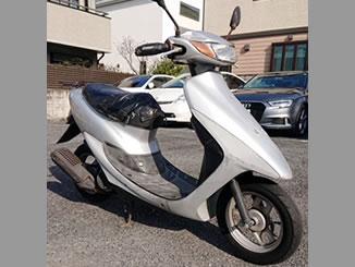 杉並区宮前で無料で引き取り処分と廃車手続き代行をした原付バイクのホンダ ライブDio S スペシャル