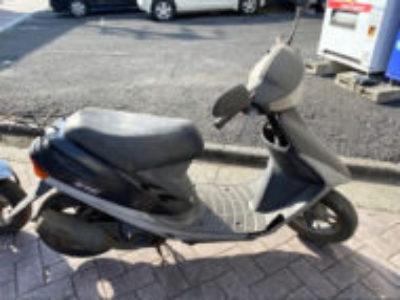 足立区関原にある原付バイクのホンダ スーパーDioを無料引き取り処分と廃車手続き代行