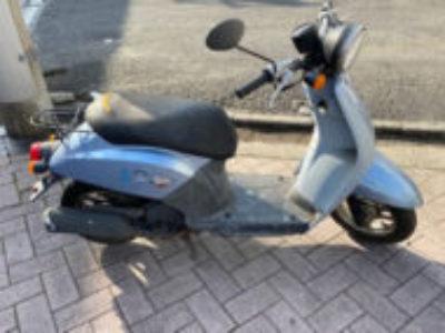 東京都足立区にある原付バイクのホンダ トゥデイ(BA-AF61型)を無料引き取り処分と廃車手続き代行