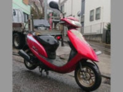 横浜市保土ケ谷区川島町にある原付バイクのホンダ Dio4stを無料引き取り処分と廃車手続き代行