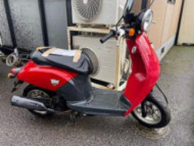 群馬県高崎市上並榎町にある原付バイクのホンダ 初代トゥデイを無料引き取り処分と廃車手続き代行