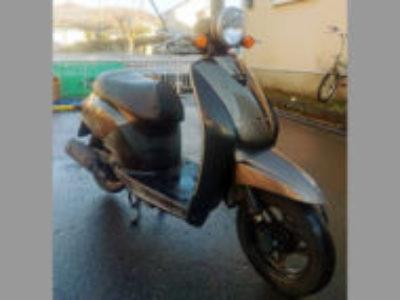 神奈川県大磯町生沢にある原付バイクのホンダ トゥデイ DXを無料引き取り処分と廃車手続き代行