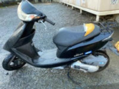 東京都日野市にある原付バイクのホンダ Dio(FI)を無料引き取り処分と廃車手続き代行