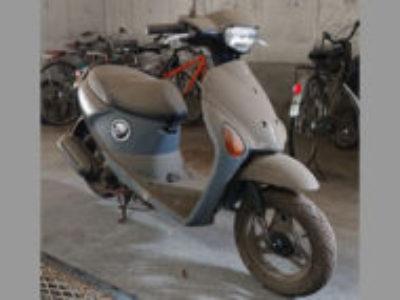 神奈川県相模原市中央区にある原付バイクのスズキ レッツ4を無料で引き取り処分と廃車手続き代行